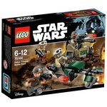 more details on LEGO Star Wars Rebel Trooper Battle Pack - 75164.