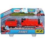 more details on Thomas & Friends Trackmaster Motorised James Engine.