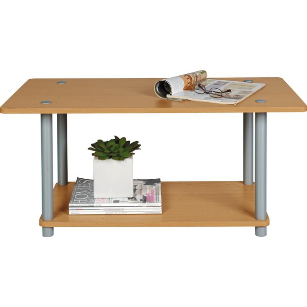 Buy HOME Verona 1 Shelf Coffee Table