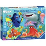 more details on Finding Dory 4 Shaped Puzzles.