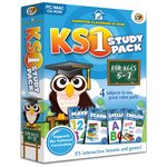 more details on Computer Classroom KS1 Learning PC Software - Ages 5-7.