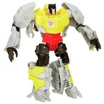 more details on Transformers Warrior Class Gold Armour Grimlock Figure.