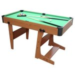 more details on Gamesson Eton Pool Table 4ft 6 inch.