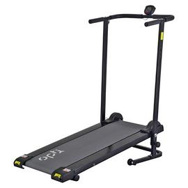 Opti Non-Motorised Folding Treadmill