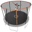 more details on Sportspower 14ft Folding Trampoline