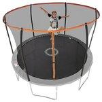 more details on Sportspower 14ft Folding Trampoline