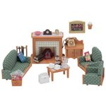 more details on Sylvanian Families Deluxe Living Room Set.
