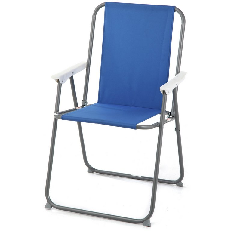 buy picnic chair - blue at argos.co.uk - your online shop for