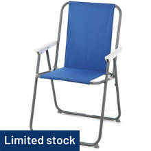Picnic Chair - Blue