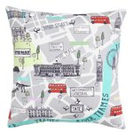 more details on Collection London Graphic Cushion.