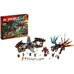 more details on LEGO Ninjago Dragon's Forge - 70627