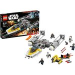more details on LEGO Star Wars Y-Wing Starfighter - 75172.