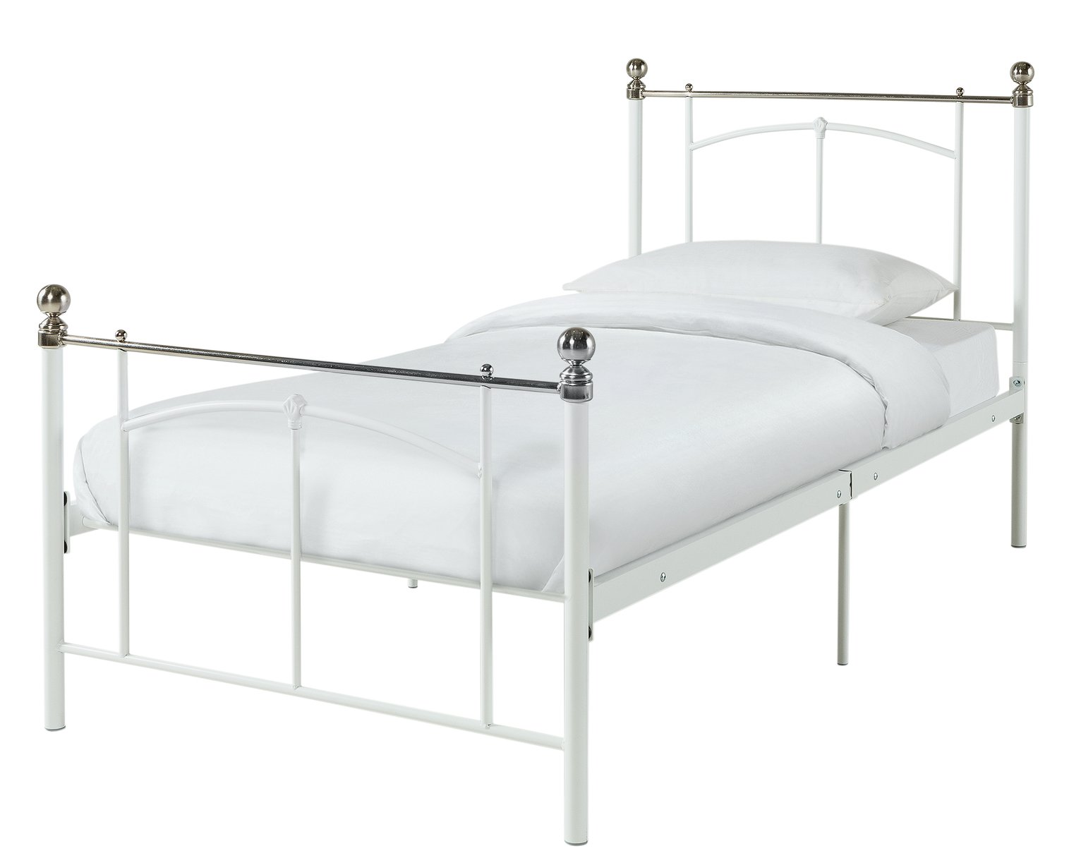 Bed Frames Metal Wooden Fabric Bed Frames