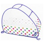 more details on Koo-di Pop-Up Bubble Travel Cot - Polka Dot.