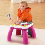 more details on LeapFrog Learn and Groove Table - Pink.