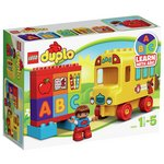 more details on LEGO DUPLO My First Bus - 10603.