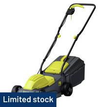 Challenge 31cm Corded Rotary Lawnmower - 1000W