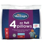 more details on Silentnight So Full 4 Pack of Pillows with Protectors.