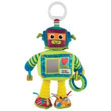 Tomy Lamaze Rusty the Robot.