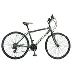 more details on Cross Malvern 700c Hybrid Bike - Mens