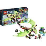 more details on LEGO Elves The Goblin King's Evil Dragon - 41183