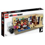 more details on LEGO Ideas Big Bang Theory - 21302.