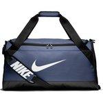 more details on Nike Brasilia Medium Holdall - Blue.