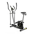 more details on Opti Magnetic 2 in 1 Cross Trainer and  Exercise Bike