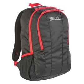 ProAction 25L Backpack - Black and Red