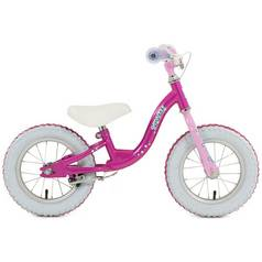 Sunbeam Skedaddle 12 Inch Kids Bike - Pink