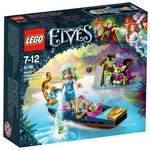 more details on LEGO Elves Naidas Gondola Goblin Thief - 41181.