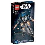 more details on LEGO Star Wars Jango Fett - 75107.