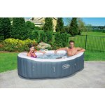 more details on Siena Air Jet Lay-Z-Spa Hot Tub.