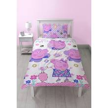 Peppa Pig Happy Bedding Set