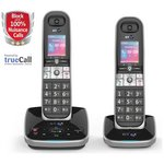 more details on BT 8610 Cordless Telephone with Answer Machine - Double.