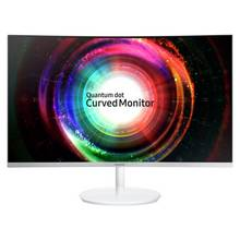 Samsung C27H711 27 Inch Curved LED Monitor - White
