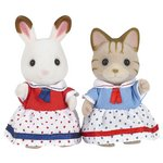 more details on Sylvanian Families Seaside Friends.