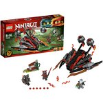 more details on LEGO Ninjago Vermillion Invader 70624.
