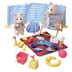 more details on Sylvanian Families Day at the Seaside.