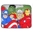 more details on Marvel Avengers Force Panel Fleece.
