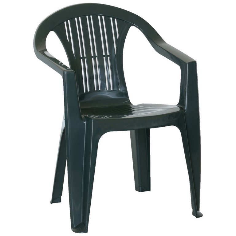 Garden Furniture Argos buy home stacking chair - ratak green at argos.co.uk - your online