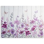 more details on Collection Wild Meadow Glitter Canvas.