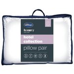 more details on Silentnight Luxury Hotel Collection Pair of Pillows.