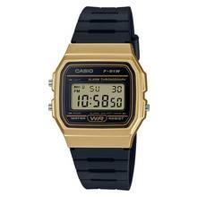 Casio Men's Black Resin Strap Digital Watch
