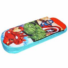 Marvel Avengers Kids ReadyBed - Air Bed & Sleep Bag