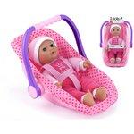more details on Dollsworld Isabella Doll Rock Car Seat.