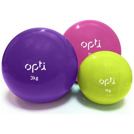 Opti Medicine Ball – Set of 3
