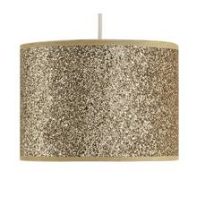 Lamp shades argos home sparkling shade gold aloadofball Image collections