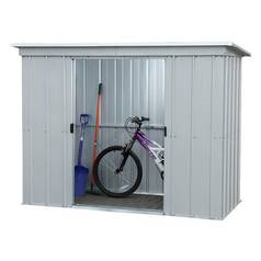Yardmaster 10 x 4 Pent Metal Shed Best Price, Cheapest Prices
