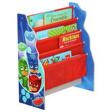 PJ Masks Sling Bookcase - Blue
